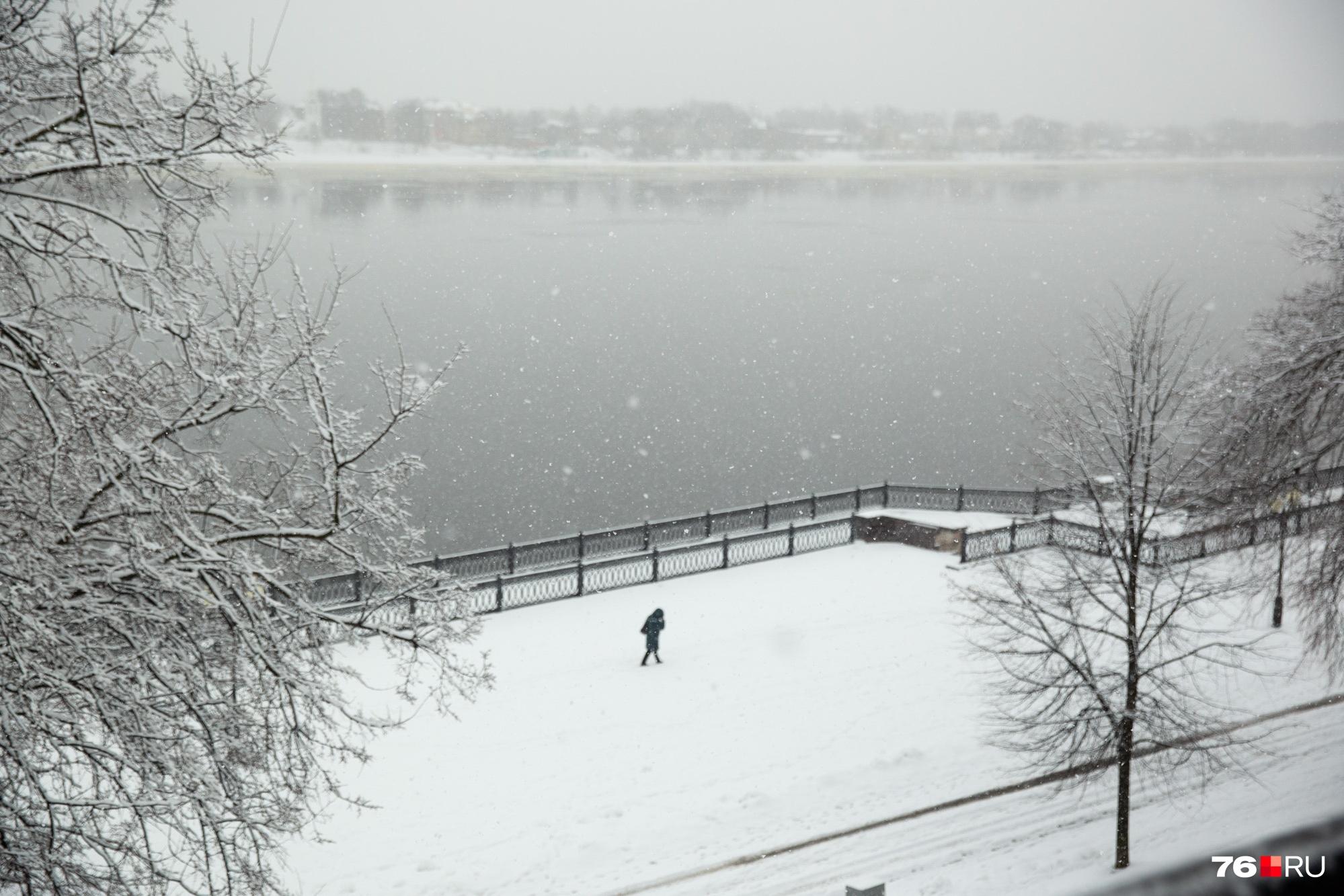 Погода в Ярославле будет меняться то в одну сторону, то в дру