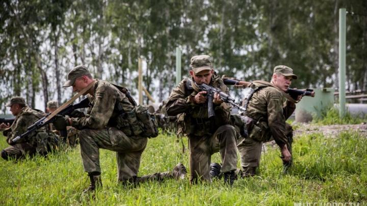 Новосибирские разведчики отправились на незнакомые полигоны для учений