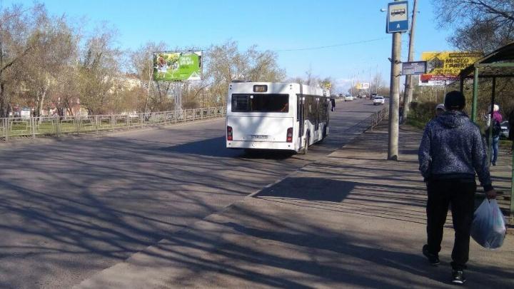 Вечно забитые ПАЗики на популярном маршруте меняют на большие автобусы