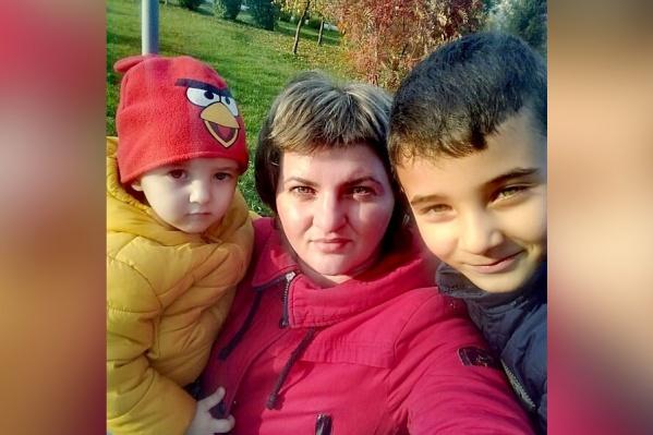 Сейчас супруги Ибраевы вместе с детьми живут у родственников