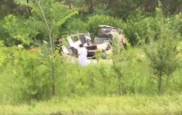 Водителю Mercedes огласили приговор за смертельную аварию со скорой под Магнитогорском