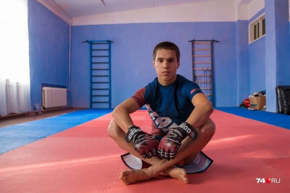 Кириллу Григорьеву 18 лет, и он уже несколько раз поднимался на пьедестал международных соревнований