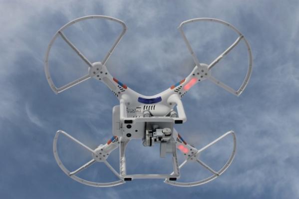 Владельца квадрокоптера наказали за съёмку местности с высоты