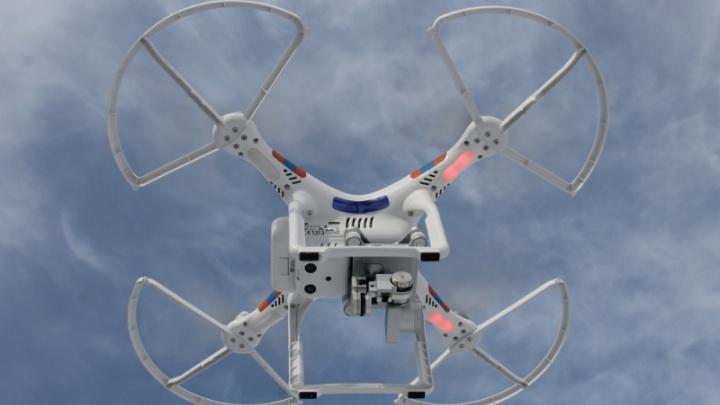 Новосибирцу выписали штраф за полёт квадрокоптера над заводом «Искра»