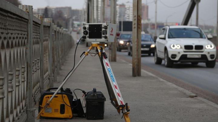 «Кречеты» в Уфе: на дорогах города на 21 камеру видеофиксации станет больше