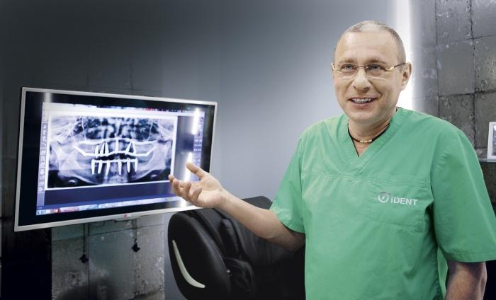 Михаил Тодер: «За все время существования клиники нет ни одной тотальной работы, которую бы пришлось полностью менять»