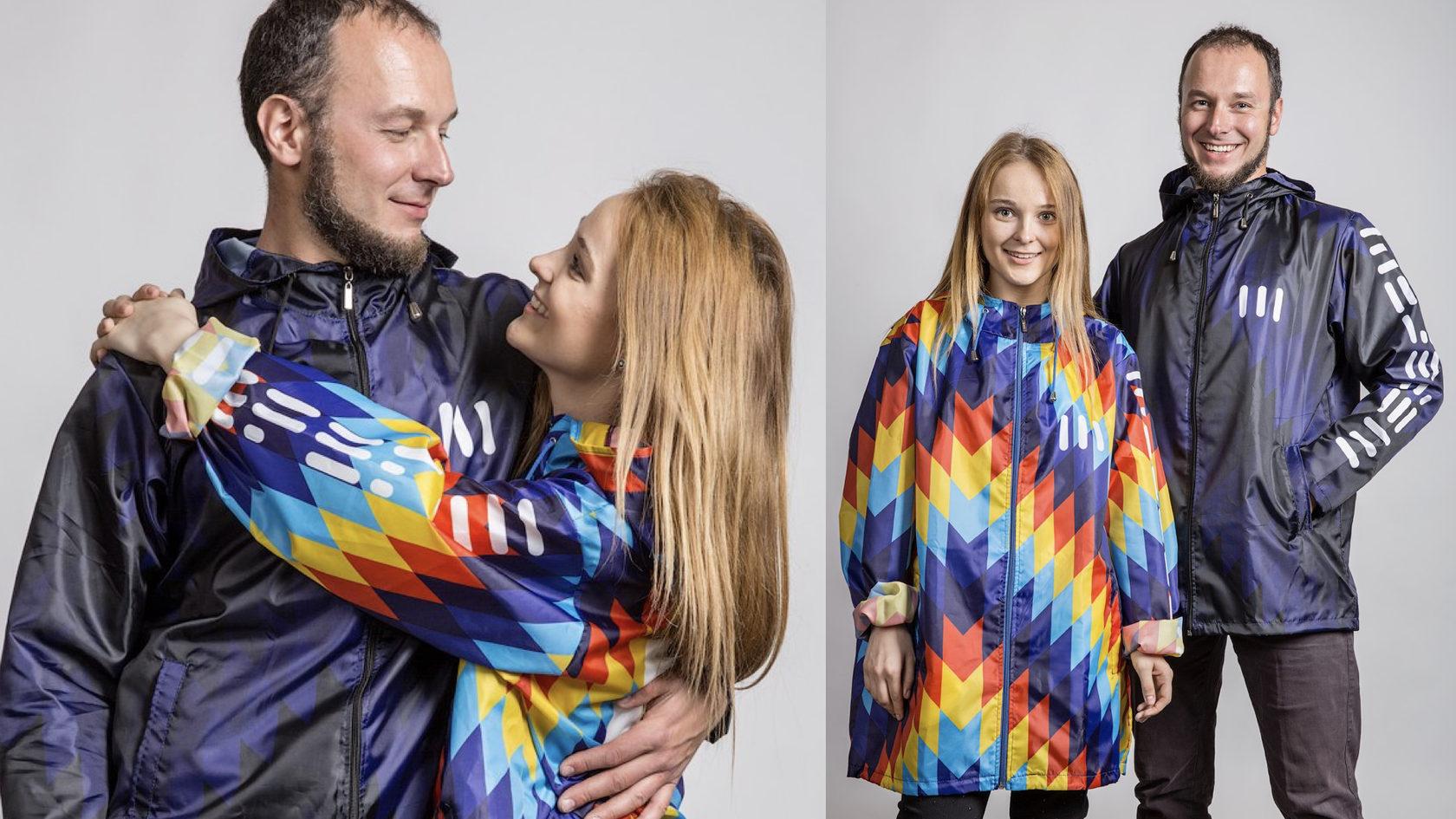 В концепцию бренда входит одежда с новой символикой