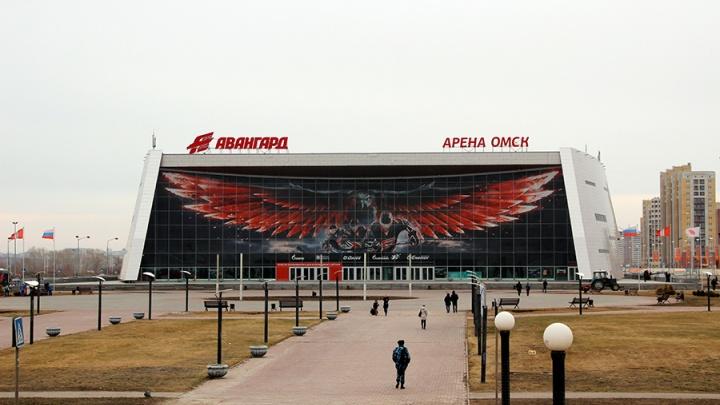 При строительстве новой арены в Омске «Авангард» будет равняться на стадион в столице Казахстана