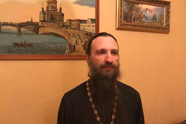 Иеромонах Варнава (Ваулин) стал и. о. наместника Свято-Казанского Чимеевского мужского монастыря