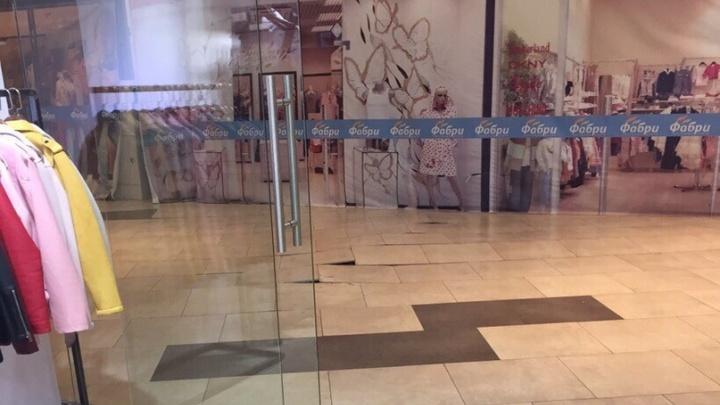 Опасны ли покупки: жителей Стерлитамака напугало состояние торгового центра «Фабри»
