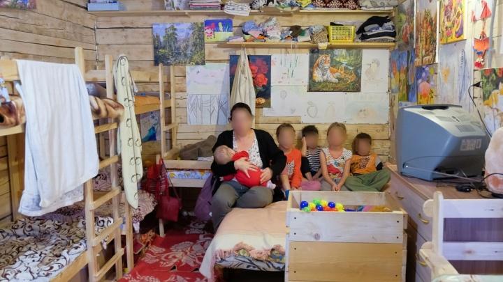 Семье с пятью детьми, выселенной банком из ипотечной квартиры из-за долгов, мэрия Перми выдаст жилье
