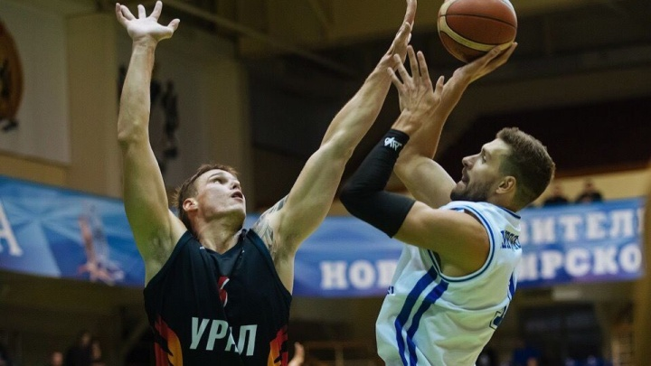 Баскетбол:«Новосибирск» одержал очередную победу