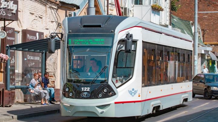 Ушел с телевидения на трамвай: тревоги и радости ростовского вагоновожатого