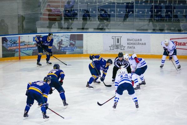 Матч с «Дизелем» открыл для «Зауралья»вторую выездную серию игр