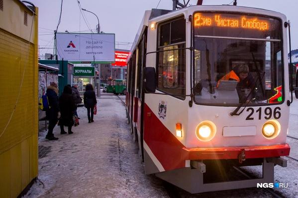 По итогам тестирования турникетов в трамваях власти не отказались от идеи их внедрить