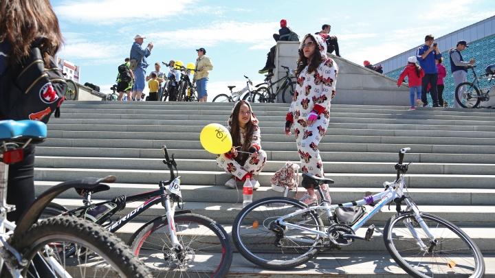 Держите равновесие: рассказываем все, что нужно знать для безопасной езды на велосипеде по Уфе
