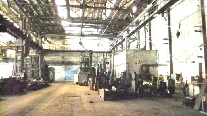 В Сосновоборске распродают цеха градообразующего завода