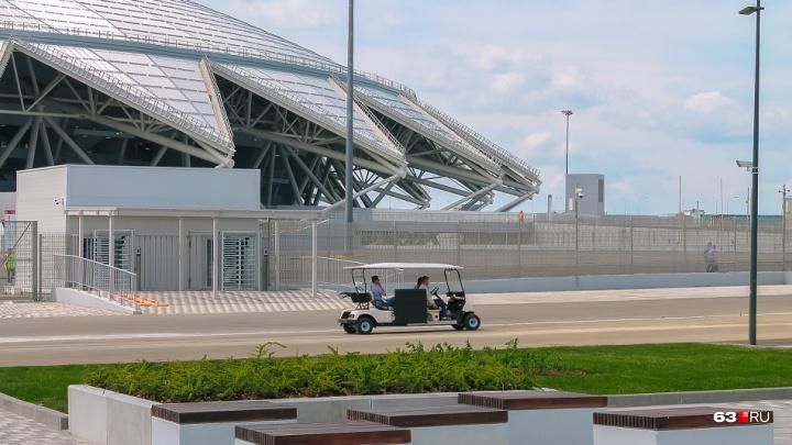 Стало известно, как власти планируют использовать стадион «Самара Арена»