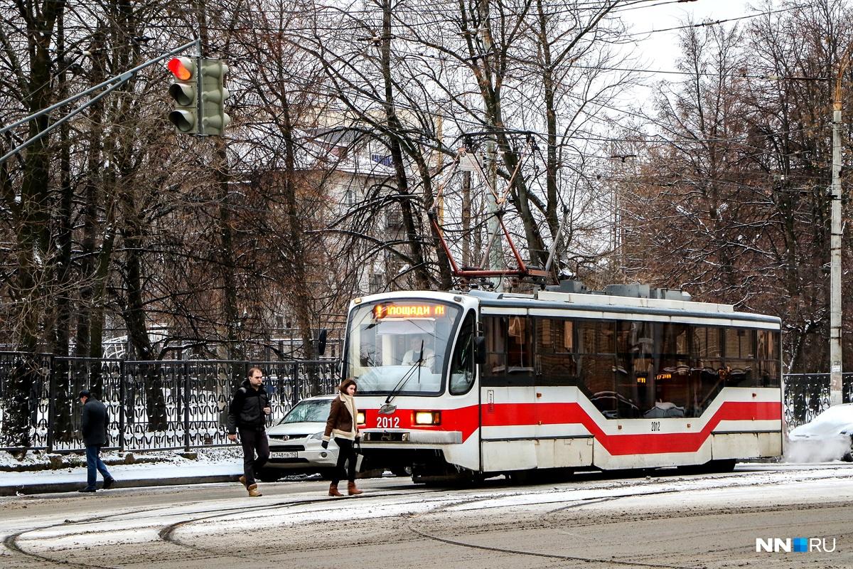 Скоро дизайн трамваев станет совсем другим