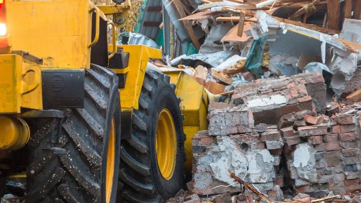 В историческом центре Самары планируют снести аварийный дом