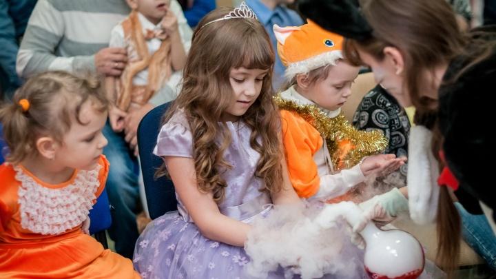 В Омске стартовала новогодняя интерактивная выставка «Космос рядом»