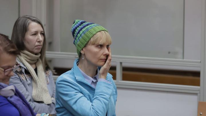 Суд оставил Анастасии Шевченко прежнюю меру пресечения: как это было, в режиме онлайн