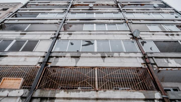 Истории пермских долгостроев: дом-призрак в Камской долине — его никто уже не надеется достроить