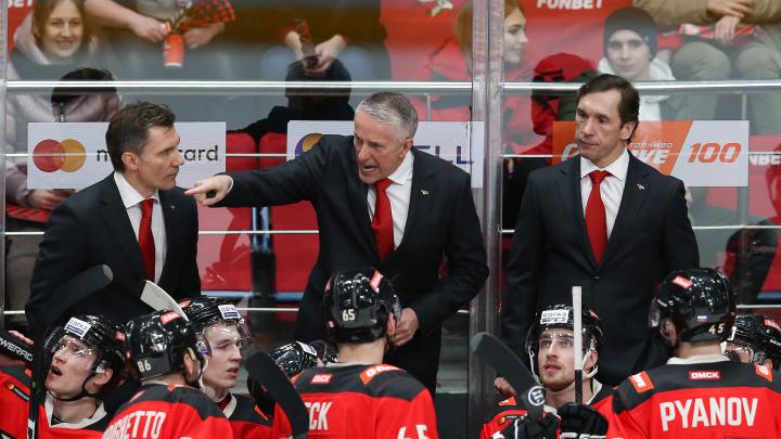 Ух, Хартли! Как канадский тренер «Авангарда» обыграл все команды КХЛ