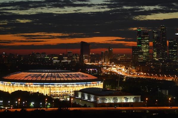 Вечером в воскресенье в «Лужниках» пройдёт главный матч чемпионата мира