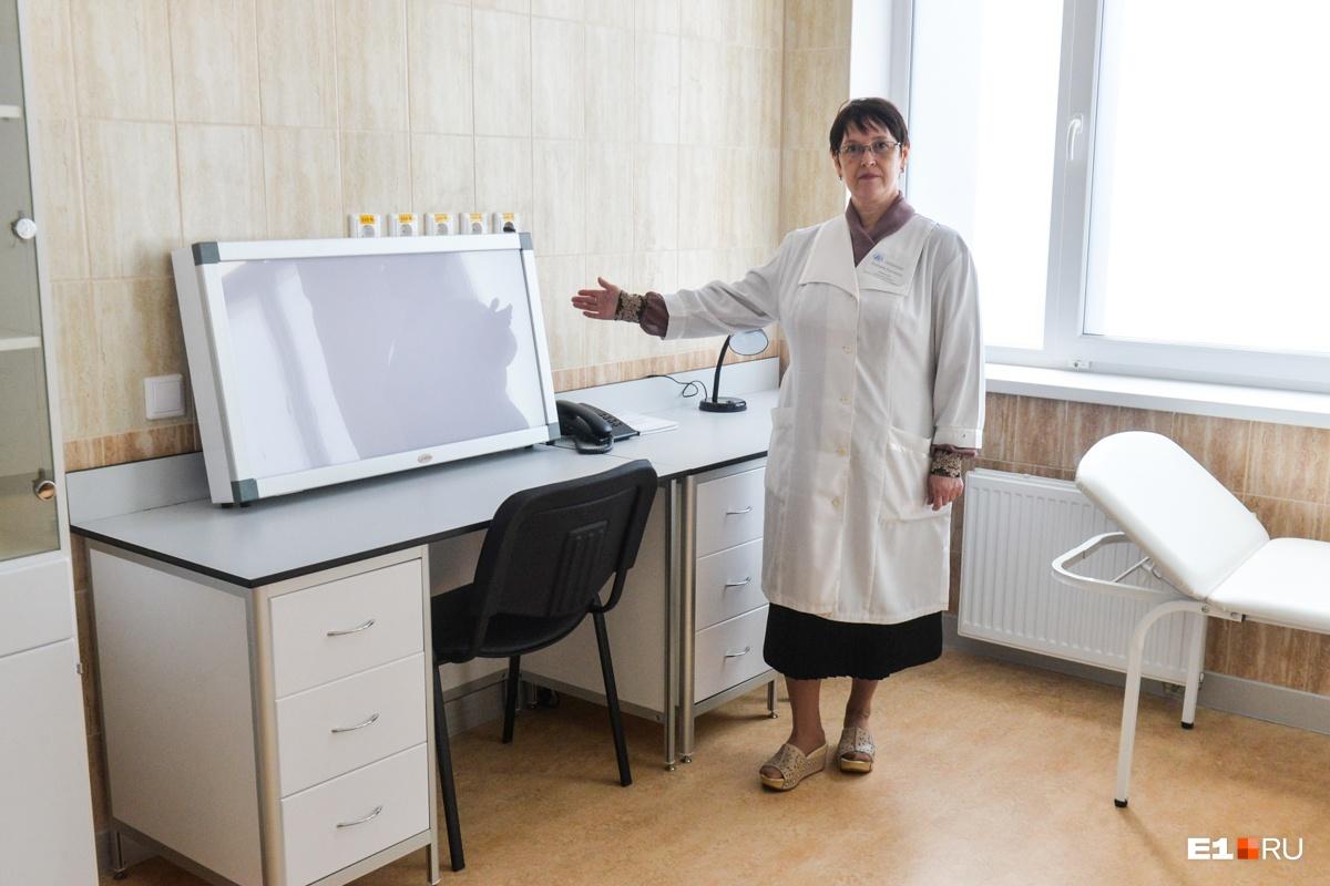К ЧМ-2018 на ВИЗе открыли новый травмпункт