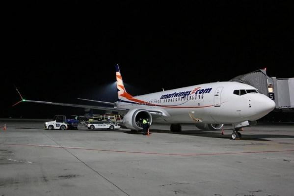Теперь в Прагу самолеты будут летать дважды в неделю