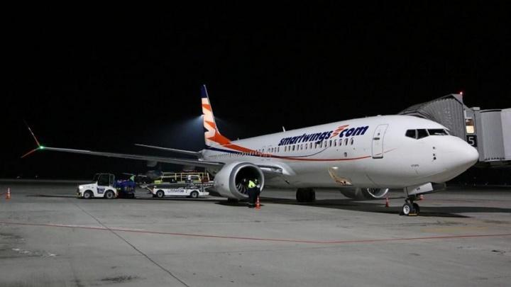 На маршрут Ростов — Прага вышла новая авиакомпания