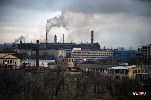 Волгоградская промышленность показала своё «движение вперёд»