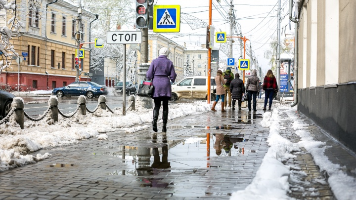 Похолодание до –20 градусов ждут синоптики в мае: прогноз на весь месяц