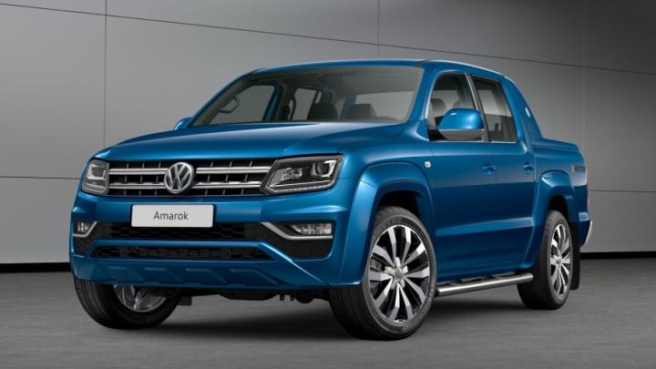 Если Volkswagen, то в «Автоцентре Керг»: а теперь и с новогодними подарками