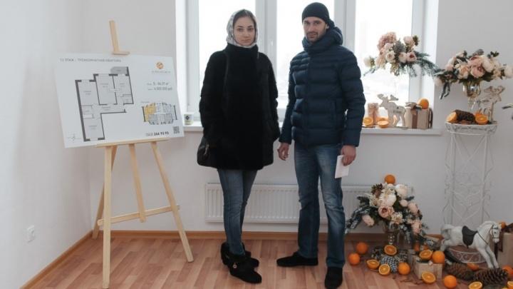 Жители домов, построенных компанией «Атомстройкомплекс», получили привилегии