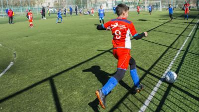 В Волгограде стартовал ежегодный финал Школьной футбольной лиги
