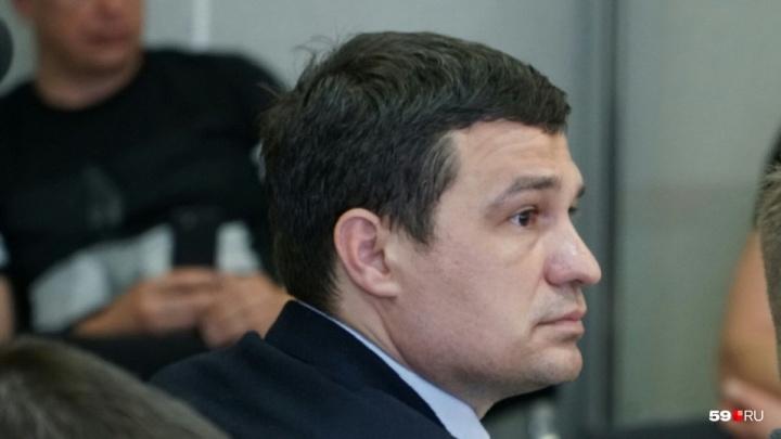 Экс-депутат Александр Телепнев будет отбывать срок за избиение DJ Smash в колонии в Оханском районе