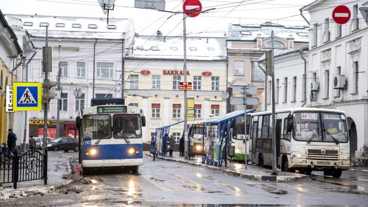 Из Брагино в центр Ярославля стал ездить автобус, который раньше работал один день в году
