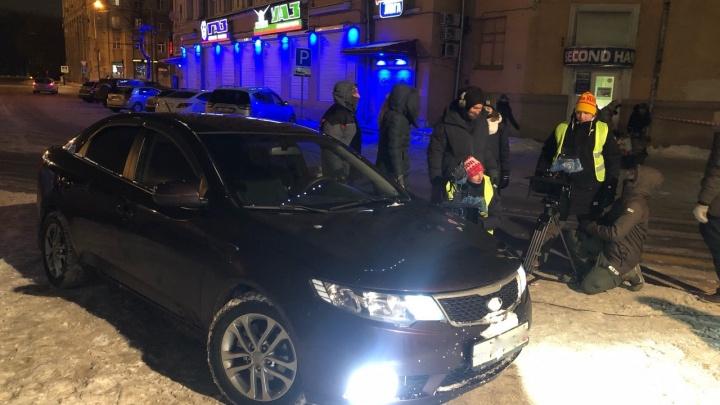 «Оплата почасовая»: машины ярославских автомобилистов снимут в энтэвэшном сериале