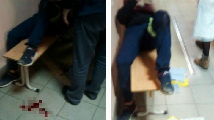 «Рану осмотрели и зашили»: Минздрав рассказал о состоянии раненого студента пермского техникума