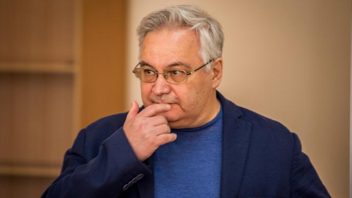 Бывший директор НИИТО захотел на свободу: он подал документы на УДО