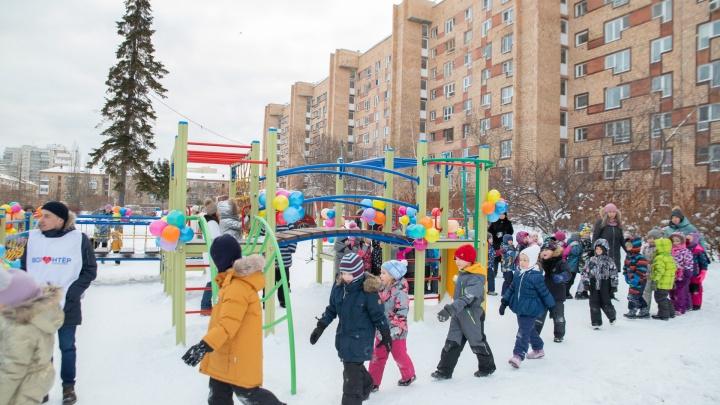 От детской площадки до экстрим-парка: как уральские заводчане бесплатно облагораживают города