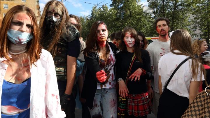 Пермская епархия против парада зомби: «Дети могут получить плохую энергетику»
