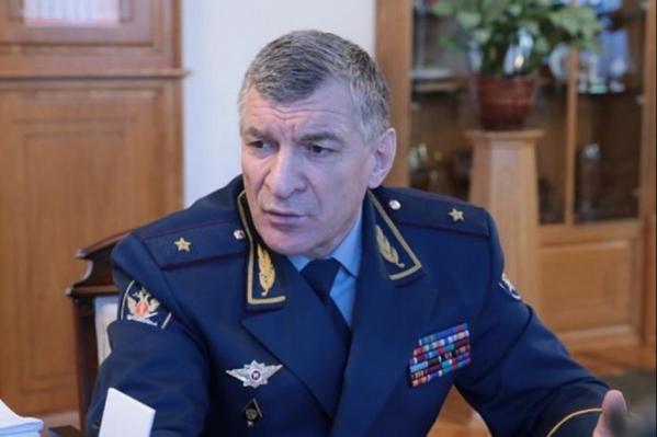 Муслим Даххаев пришел в донскую службу исполнения наказаний после 12 лет руководства дагестанским ГУФСИН