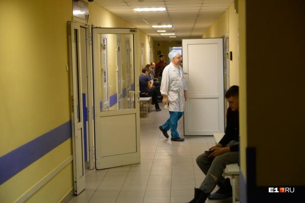 После ЧП ребенок провел в больнице несколько дней