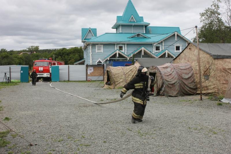 Проверки проводились и в лагере «Бобровый остров», но его закрывать не будут