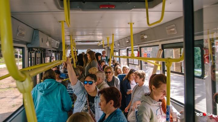 В Самаре хотят пустить новый автобусный маршрут до Крутых Ключей