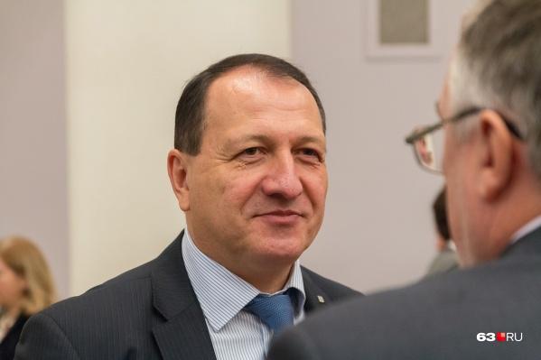 Сергей Марков стал министром ЖКХ Самарской области в октябре 2018 года