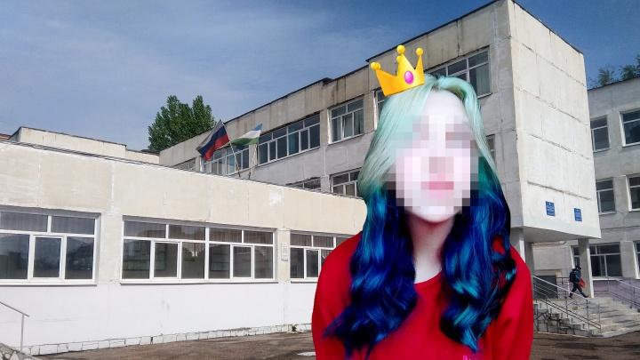Стала известна личность и состояние выпускницы, которая выпала из окна школы в Уфе